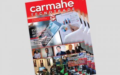¡Llegó el número 68 de la revista CARMAHE Tecnotrade!