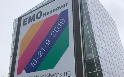 Participamos de EMO Hannover
