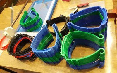 CORONAVIRUS | CARMAHE dona insumos para la fabricación de mascarillas protectoras en impresión 3D
