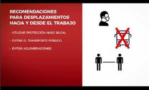 Protocolos de prevención industrial