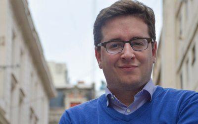 Leandro Mora Alfonsín, funcionario del Ministerio de Desarrollo Productivo, en diálogo con CARMAHE